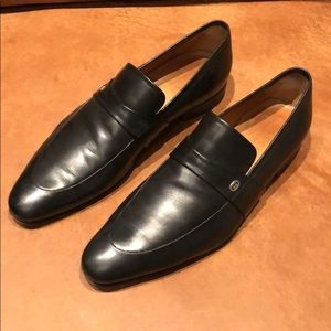 Gucci men's black loafers size 10 (US 11)